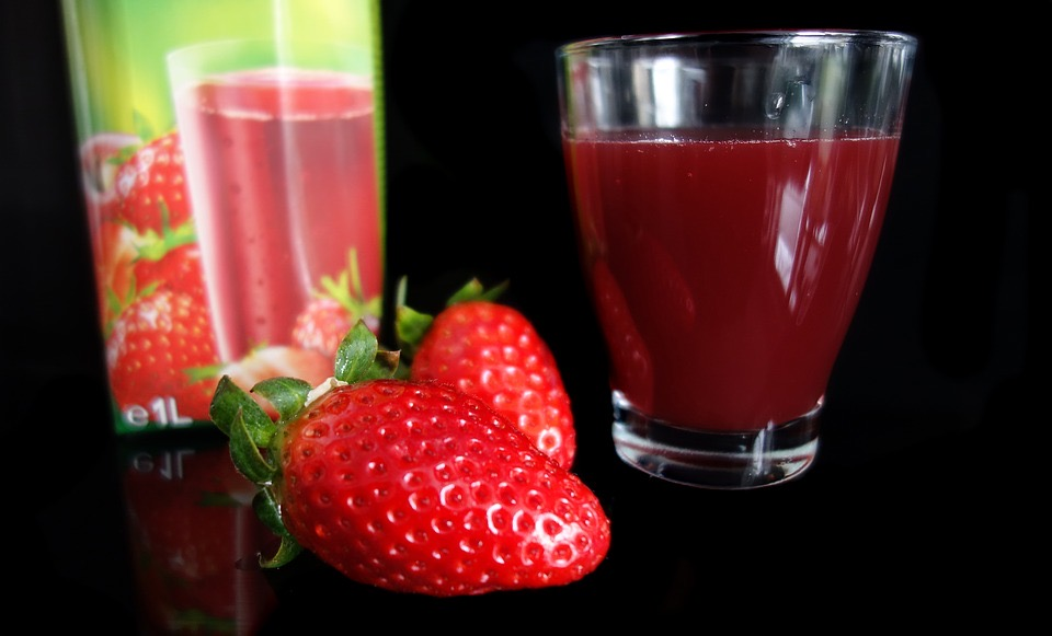 Strawberry Juice For pregnancy