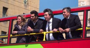 Visite de Marseille avec le Colorbus