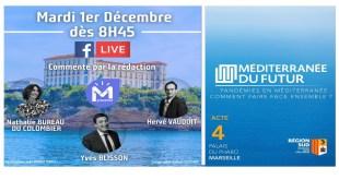 Méditerranée du futur ACTE 4 commenté en direct
