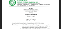 FATWA DEWAN SYARIAH NASIONAL NO: 71/DSN-MUI/VI/2008 Tentang SALE AND LEASE BACK