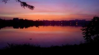 Madivala lake