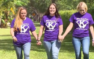 South Florida families band together to battle rare disorder