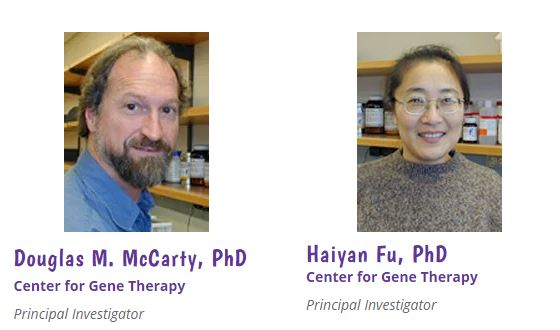 MPS II Status Update – Call with Dr. Haiyan Fu and Dr. Doug McCarty