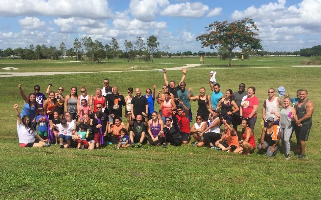 Fitness to Fund a Cure