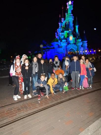 Séjour Disneyland