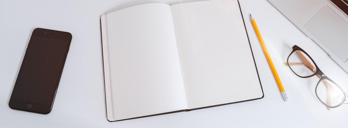 Notizblock für MPU-Beratung