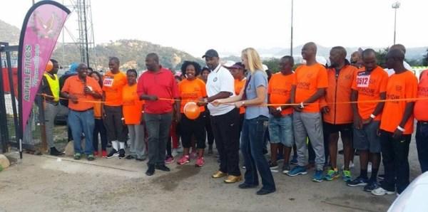 Kanyamazane Marathon Club officially open | Mpumalanga News