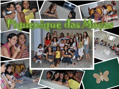 Piquenique das Moças - MP 10 de Outubro de 2009