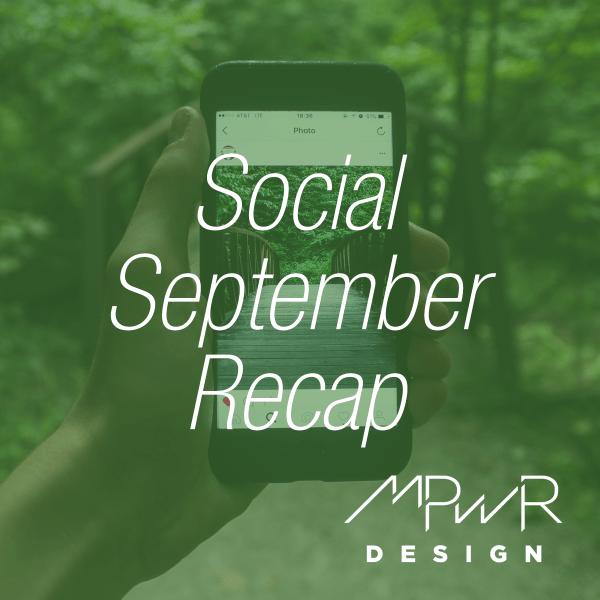 Social September Recap