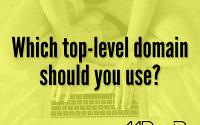 Top-level domains: which should you use?