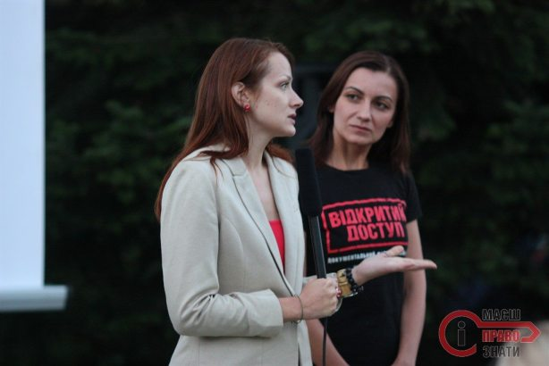 Дві броварчанки: Ірина Соломко та Наталія Соколенко