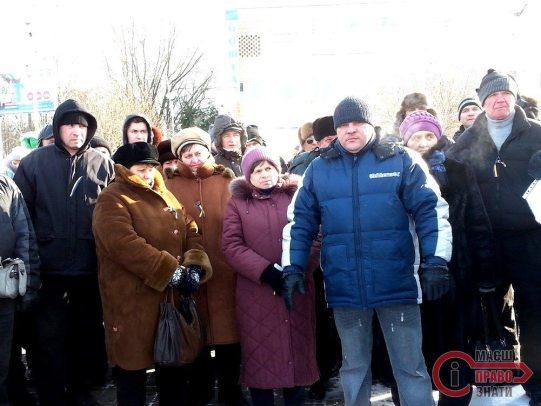 Третій страйк Майдан 03