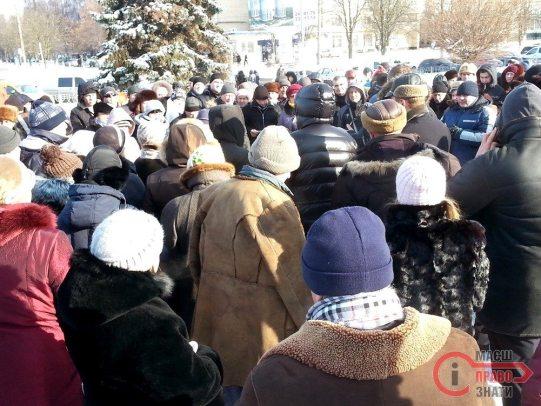 Третій страйк Майдан 04