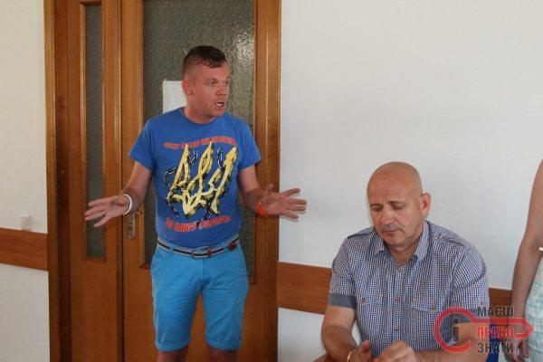 """Підприємець та голова """"Народного Контролю"""" висловив підтримку Клименку"""
