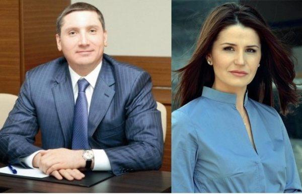 Віктор Поліщук з дружиною Лілією Рєзвою