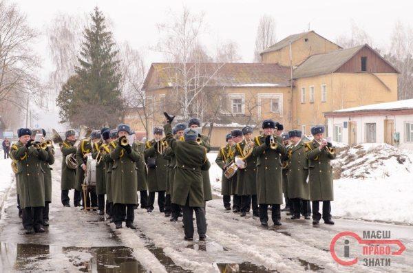 зустріч військових семиполки 17