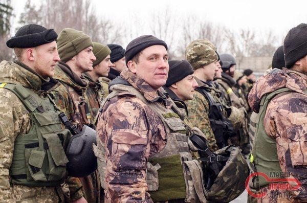 зустріч військових семиполки 33