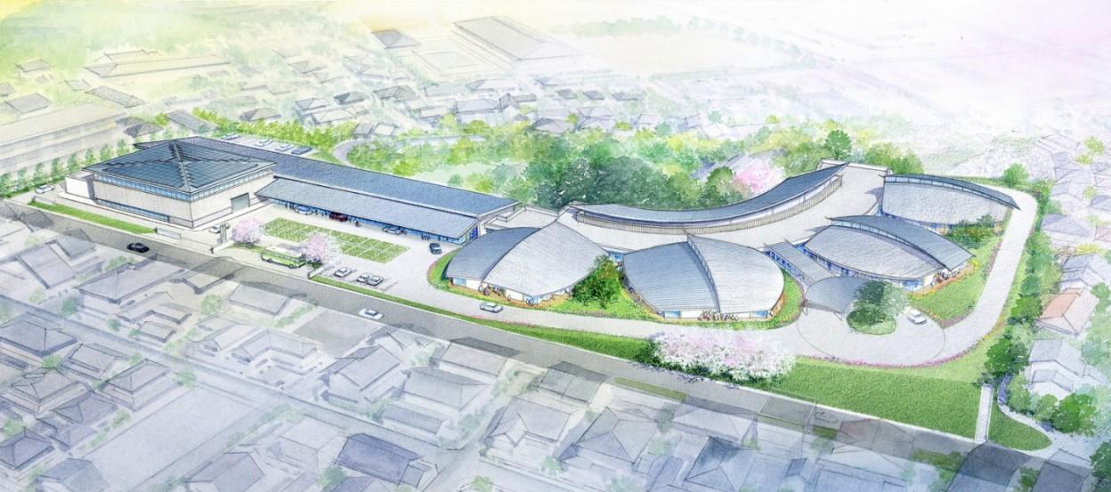 熊本県新支援施設(仮称)