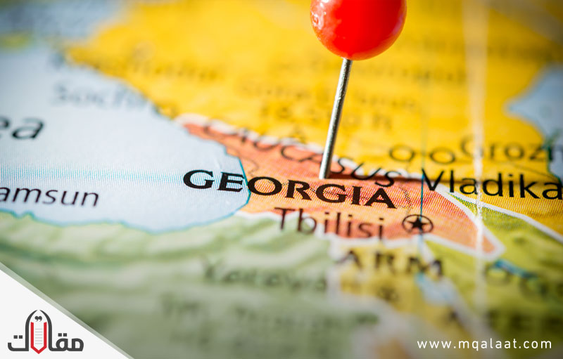 رخيص شراء الآن العلامة التجارية الشعبية تقع جورجيا في قارة