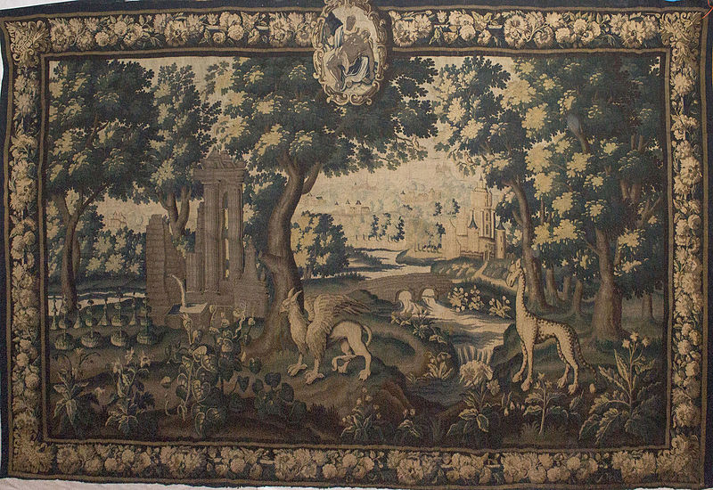 tapisserie d aubusson ou des gobelins