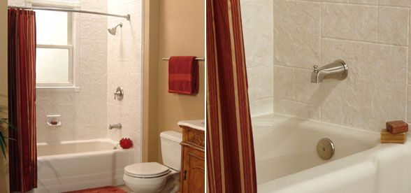 bathroom remodeling richmond va | nubath
