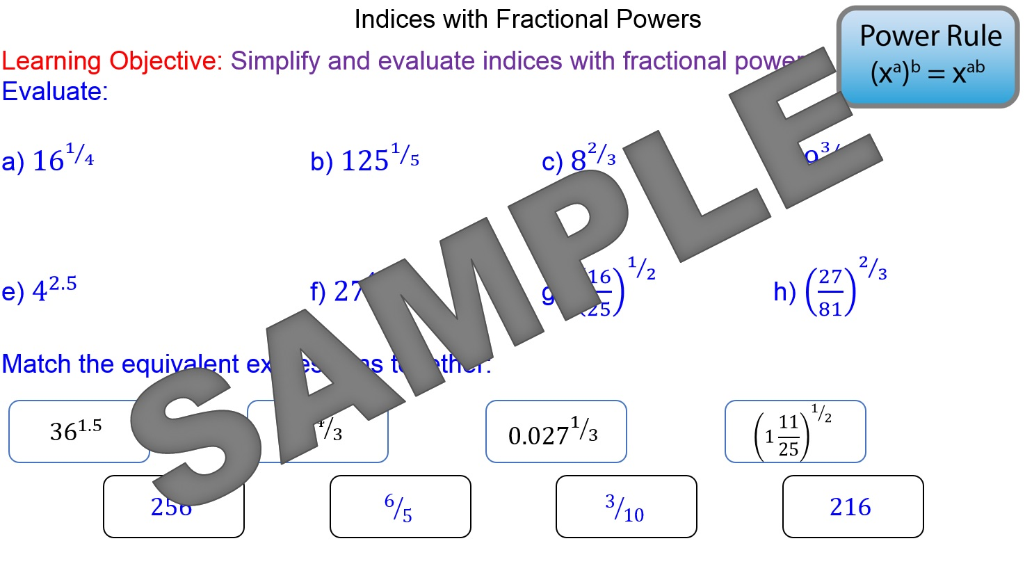 Highest Common Factor And Lowest Common Multiple