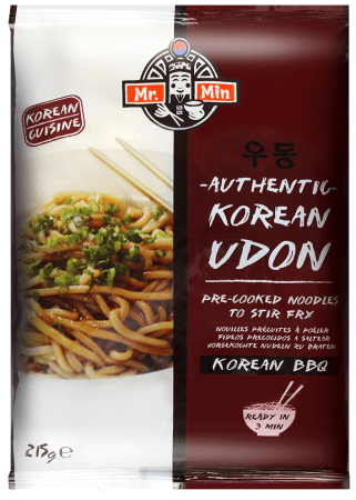 01 Mr.Min Udon Sachet 215g_Korean BBQ