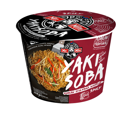 02 Mr. Min Korean Yakisoba_Spicy