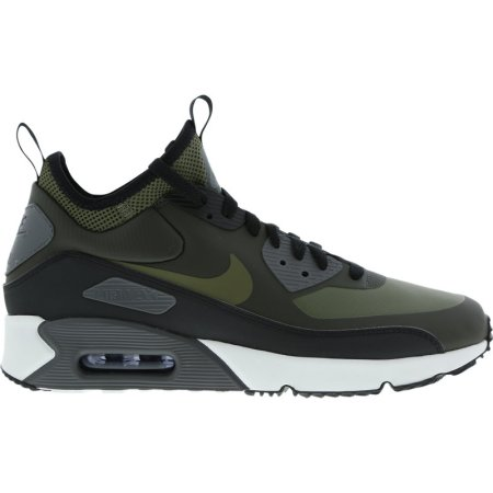 Nike Air Max 90 Ultra Mid Winter - 45 EU - grün - Herren Schuhe