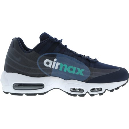 Nike Air Max 95 - 44 EU - blau - Herren Schuhe