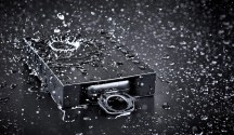 wasser- und staubgeschützt