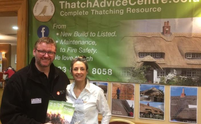 Advice on fires in thatched cottages
