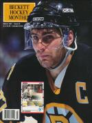 #05 March 1991-Ray Bourque Hockey Beckett