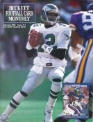 #11 February 1991-Randall Cunningham Football Beckett
