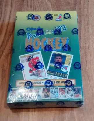 1991-92 O-Pee-Chee OPC Premier Hockey