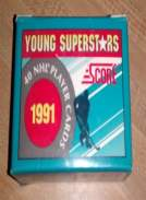 1991 Score Hockey Young Superstars Set