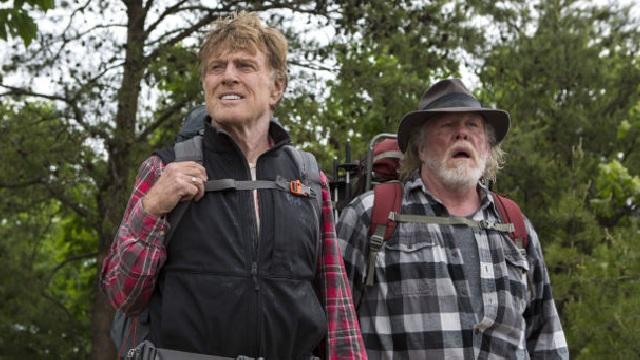 Robert Redford E Nick Nolte In Streaming Su Netflix Italia Con A Spasso Nel Bosco