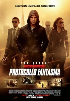 Mission Impossible Protocollo fantasma Film 2011