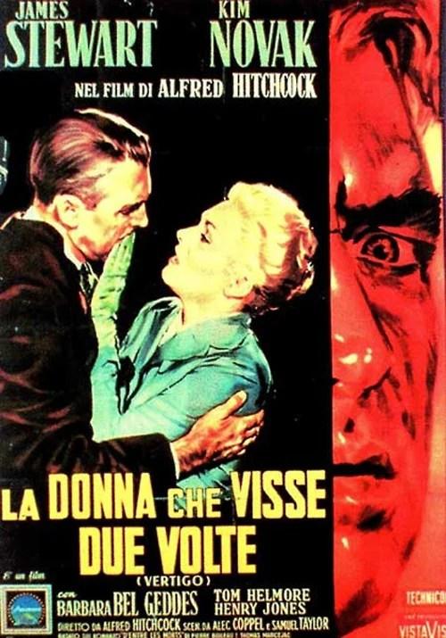 La donna che visse due volte - Film (1958)