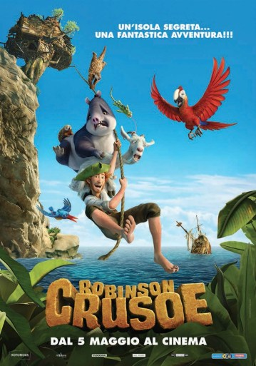 Robinson Crusoe DOWNLOAD ITA (2016)