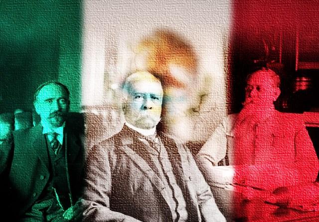 Gobiernos durante la Revolución Constitucionalista