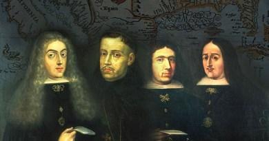Los Gobernantes del Virreinato