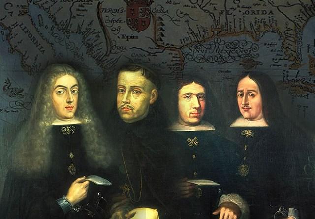 Los Virreyes de la Nueva España