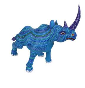 Alebrijes rinoceronte