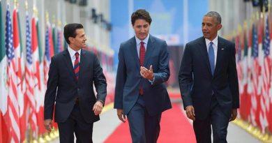 Octava Cumbre de Líderes de América del Norte