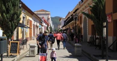 Andador Eclesiástico, San Cristobal de Las Casas