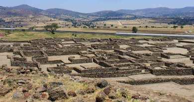 Zonas arqueológicas de Tecoaque y Tizatlán en Tlaxcala