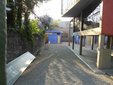 Casa estudio de Diego Rivera