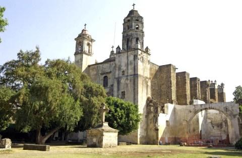 Fundaciones Conventuales en Morelos: Natividad, Tepoztlán