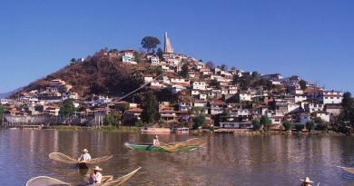 Pátzcuaro, la joya de Michoacán